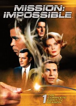 MISSION IMPOSSIBLE:COMPLETE FIRST SEA BY MISSION IMPOSSIBLE (DVD)