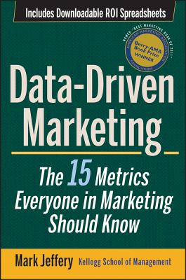 Data-Driven Marketing By Jeffrey, Mark